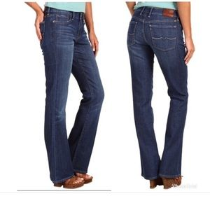 Lucky Brand Whiskered Sweet 'n Flare Jeans 4/27